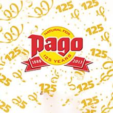 125 χρόνια Pago και εξαγορά απο την Eckes-Granini